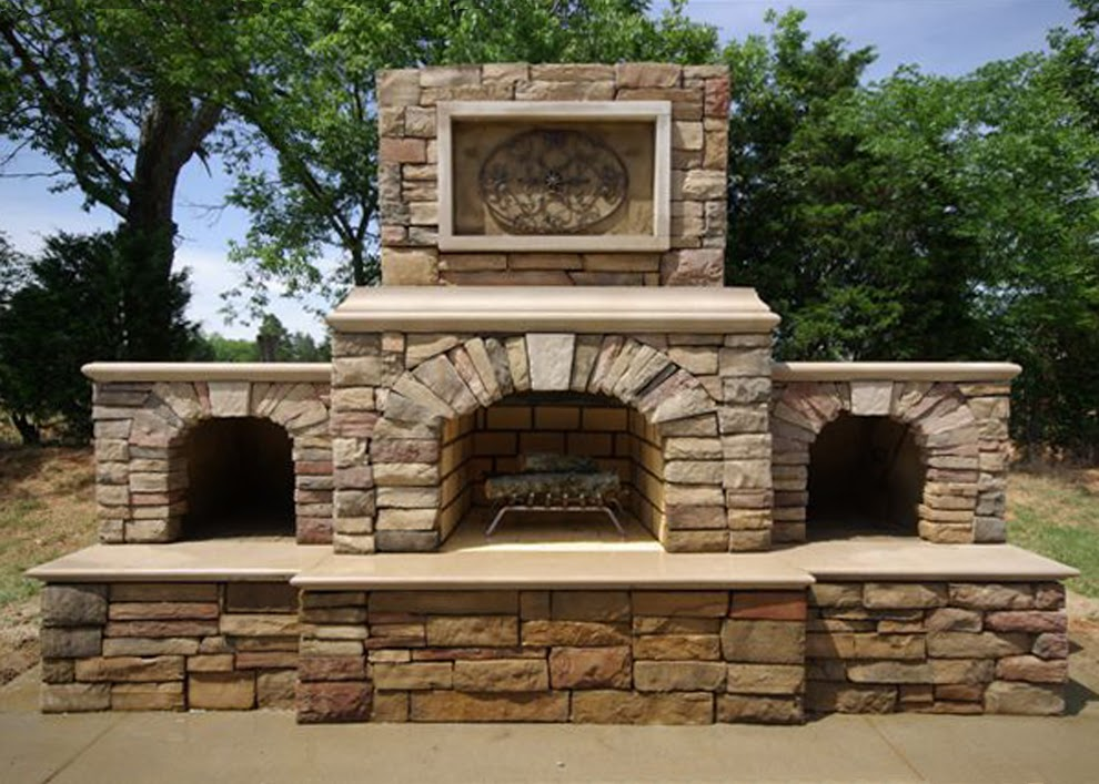 Outdoor Living Fox Valley Stone Brick
