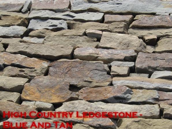 Wildhorse Natural Edge Veneer Stone