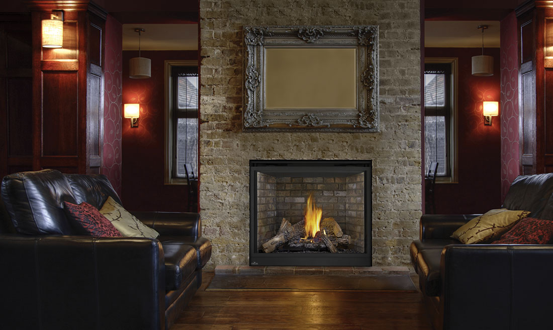 Gas Fireplaces | Fox Valley Stone & Brick