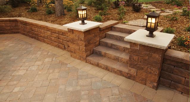 Retaining Walls Fox Valley Stone Amp Brick